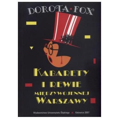 zdjęcie Kabarety i rewie międzywojennej Warszawy