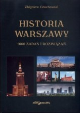 logo Historia Warszawy. 1000 zadań i rozwiązań