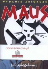 logo Maus (wydanie zbiorcze)