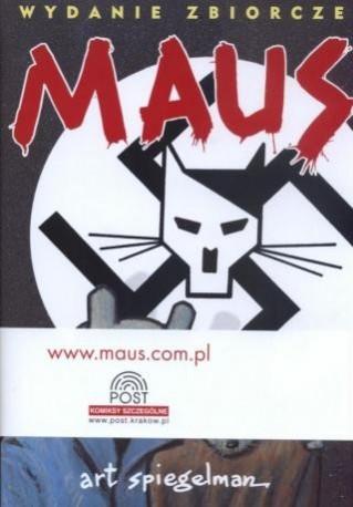 zdjęcie Maus (wydanie zbiorcze)