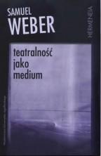 logo Teatralność jako medium