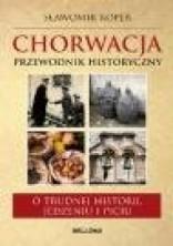 logo Chorwacja - przewodnik historyczny. O fascynującej historii, jedzeniu i piciu