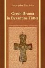 logo Greek Drama in Byzantine Times