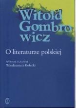 logo O literaturze polskiej