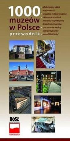 zdjęcie 1000 muzeów w Polsce. Przewodnik