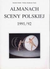logo Almanach Sceny Polskiej 1991/92