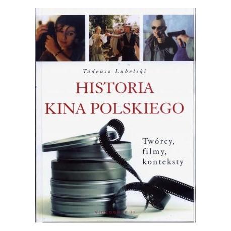 zdjęcie Historia kina polskiego (wyd.III)
