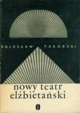 logo Nowy teatr elżbietański