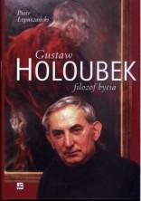logo Gustaw Holoubek. Filozof bycia