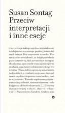 logo Przeciw interpretacji i inne eseje