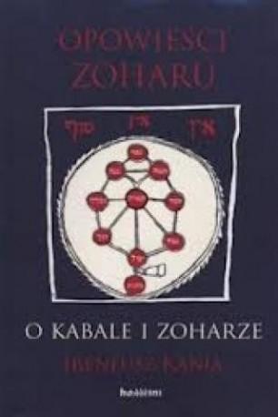 zdjęcie Opowieści Zoharu. O Kabale i Zoharze.