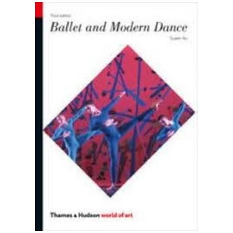 zdjęcie Ballet and Modern Dance (third edition)