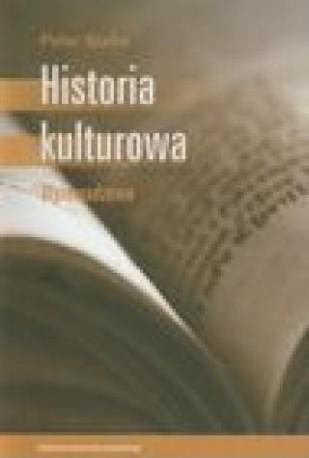 zdjęcie Historia kulturowa. Wprowadzenie