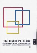 logo Teorie komunikacji i mediów, vol. 2