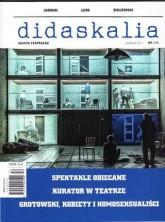Didaskalia nr 112 (grudzień 2012)