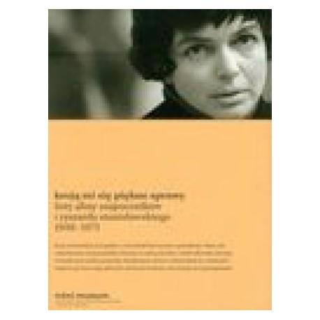 zdjęcie Kroją mi się piękne sprawy. Listy Aliny Szapocznikow i Ryszarda Stanisławskiego 1948-1971
