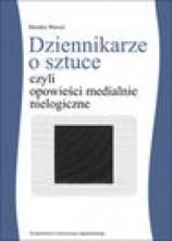 logo Dziennikarze o sztuce czyli opowieści medialnie nielogiczne