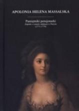 logo Pamiętniki pensjonarki. Zapiski z czasów edukacji w Paryżu (1771-1779)