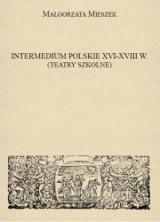 logo Intermedium polskie XVI-XVIII w. (Teatry szkolne)