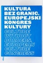 logo Kultura bez granic. Europejski Kongres Kultury