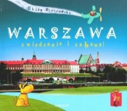 logo Warszawa zwiedzanie i zabawa!