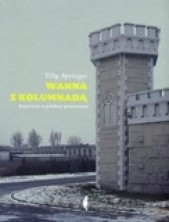 logo Wanna z kolumnadą. Reportaże o polskiej przestrzeni