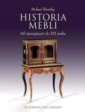 logo Historia mebli. Od starożytności do XIX wieku