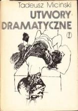 logo Utwory dramatyczne, tom 3