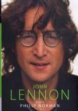 logo John Lennon. Życie