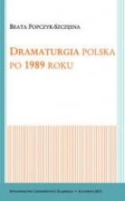 logo Dramaturgia polska po 1989 roku