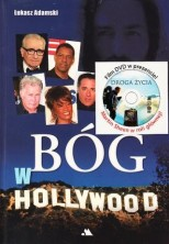 logo Bóg w Hollywood + DVD