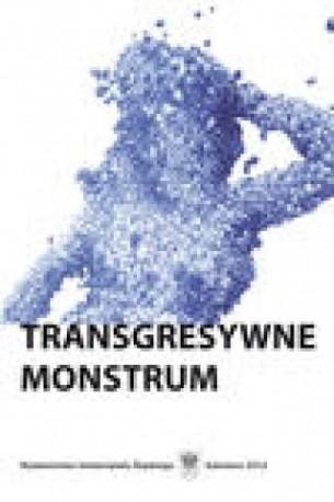 zdjęcie Transgresywne monstrum