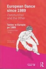 logo European Dance since 1989. Communitas and the Other. Taniec w Europie po 1989. Communitas i Inny