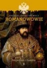 logo Romanowowie. Imperium i familia