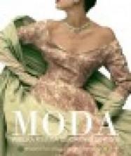logo Moda. Wielka księga ubiorów i stylów