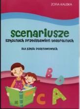 logo Scenariusze szkolnych przedstawień teatralnych dla szkół podstawowych