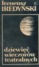 logo Dziewięć wieczorów teatralnych
