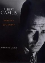 logo Albert Camus: samotny i solidarny
