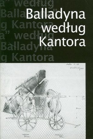 zdjęcie Balladyna według Kantora