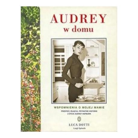zdjęcie Audrey w domu