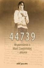 logo 44739 Wspomnienie o Marii Zarębińskiej-aktorce