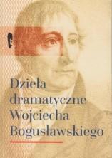 logo Dzieła dramatyczne Wojciecha Bogusławskiego