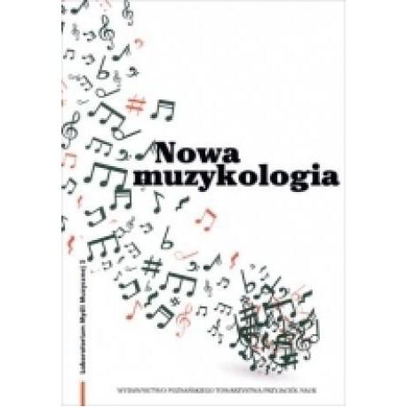 zdjęcie Nowa muzykologia