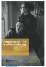 logo Perspektywa gender w polityce społecznej