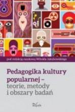 logo Pedagogika kultury popularnej - teorie, metody i obszary badań
