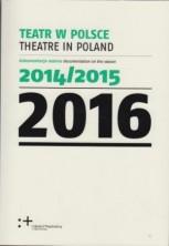 logo Teatr w Polsce 2016 (dokumentacja sezonu 2014/2015)