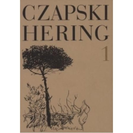 zdjęcie Listy 1939-1982. Józef Czapski-Ludwik Hering T.1
