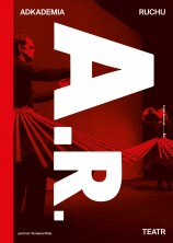 logo Akademia Ruchu. Teatr