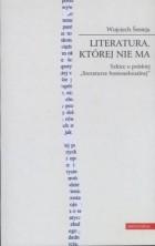 logo Literatura, której nie ma. Szkice o polskiej literaturze homoseksualnej