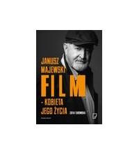 logo Janusz Majewski. Film - kobieta jego życia